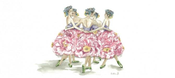 Floral Choreography ดอกไม้เริงระบำ