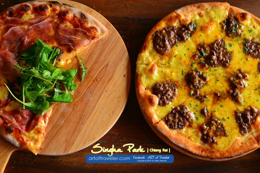 Barn House Pizzeria