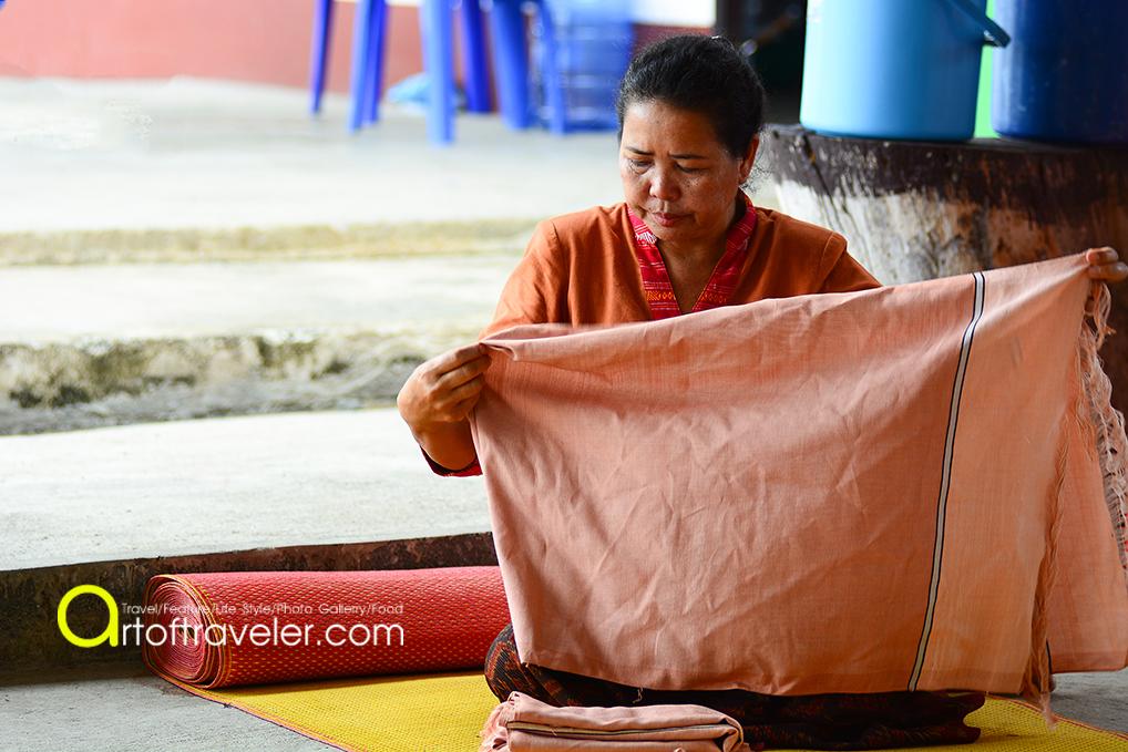 ผ้าภูอัคนีบุรีรัมย์